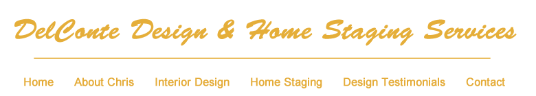 DelConte Design & Home Staging Services